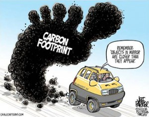 carbonfootpring